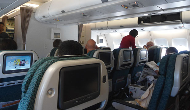 IS IT WORTH IT? The Premium Economy seat, itself comes with a premium of around 50-60 per cent on top of standard economy.