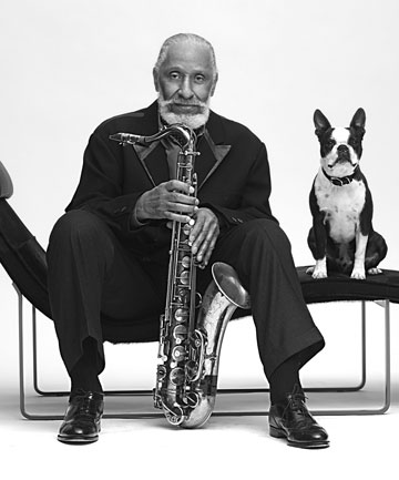 SONNY ROLLINS: 'When you're really improvising, you're not thinking at all. You're gone.'