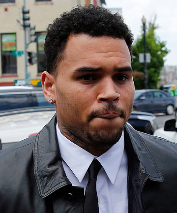 HEADED FOR TRIAL: Chris Brown has rejected a plea deal that would have kept him out of jail.