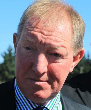 NICK SMITH: Environment Minister.