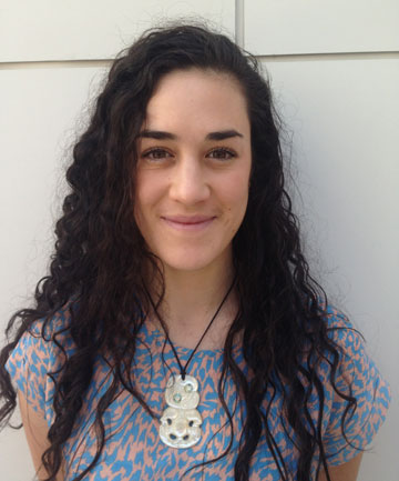 Moerangi Tamati has been awarded a Ngarimu scholarship to help with her medical studies.