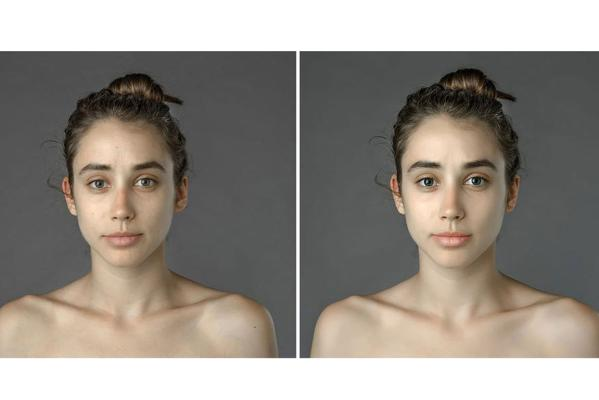 Before & After photoshop project