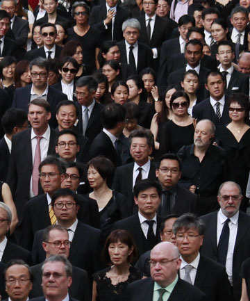 Hong Kong lawyers