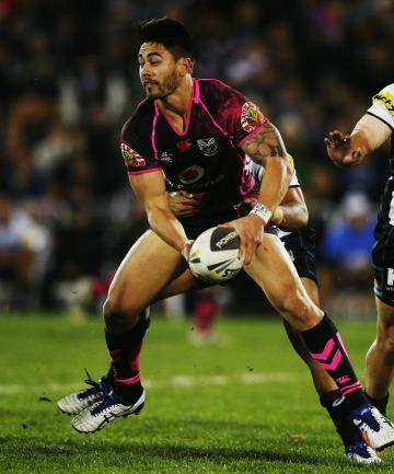 Shaun Johnson
