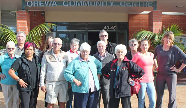 COMMUNITY WINS: Drastic community hall hire fee increases set to hit groups around the Hibiscus Coast and Rodney have been dropped after it was found they were made in error. Orewa Community Hall users are pleased with the outcome.dramatic, with some groups experiencing a 400 per cent increase.