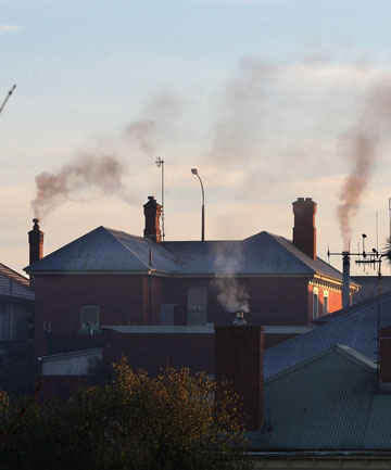 SMOKEY TOWN: People don't really care about Timaru's smog, not helped by the fact the supposed harm is purely theoretical.