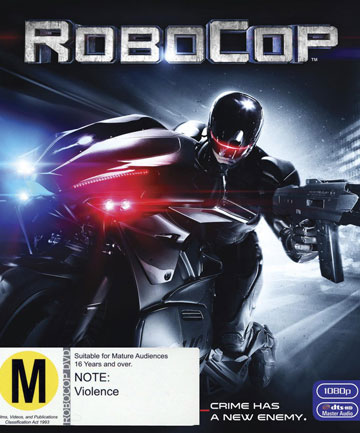 Blu-ray review: Robocop