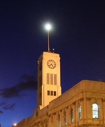 timaru eternal light