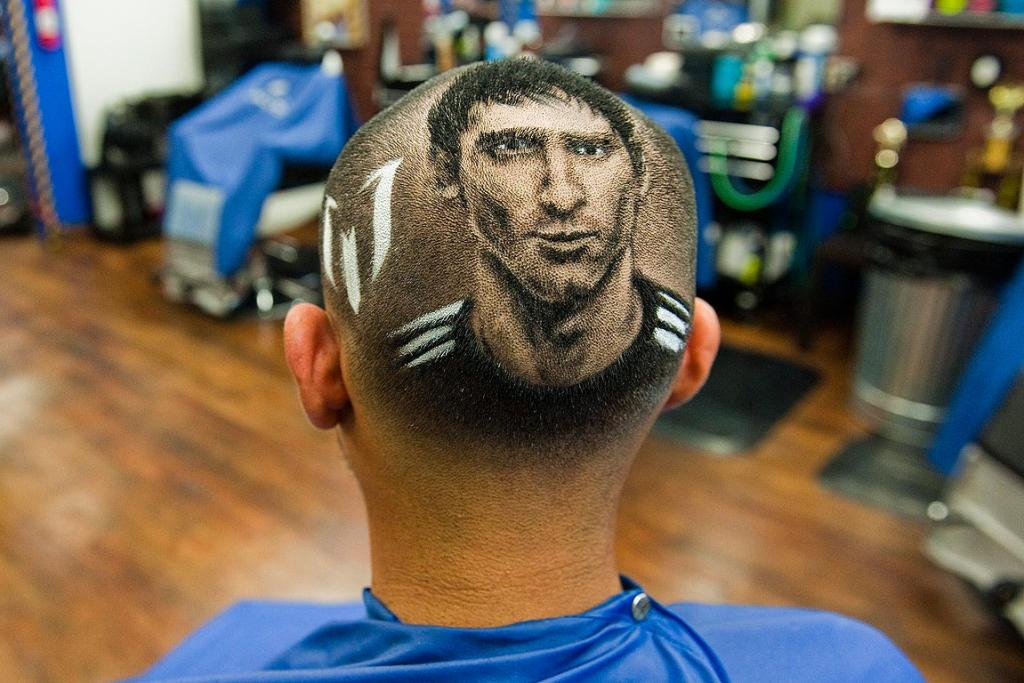 Its The Mona Messi Of World Cup Haircuts Stuff