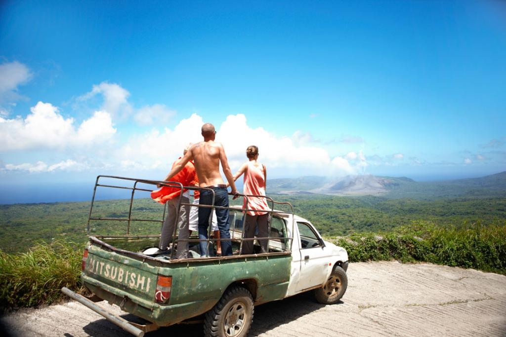 A haven for travellers looking to do more than just lie on the beach, Vanuatu is great for off road adventures.