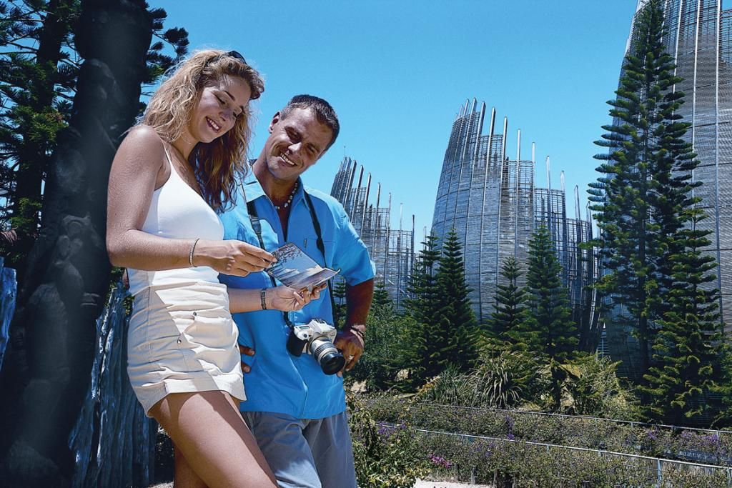 Whether you are looking for fashionable French clothes or Parisian luxuries including perfume, jewellery and footwear, New Caledonia is the place to go.