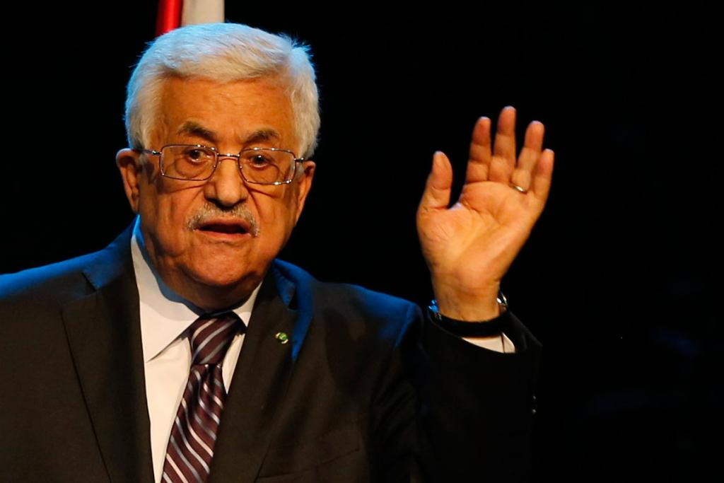 Palestinian President Mahmoud Abbas, shown, condemned the kidnappings, as they were then known. Hamas, the Palestinian political group that Israel considers terrorists, claimed they were not responsible, but that they supported the kidnapping.