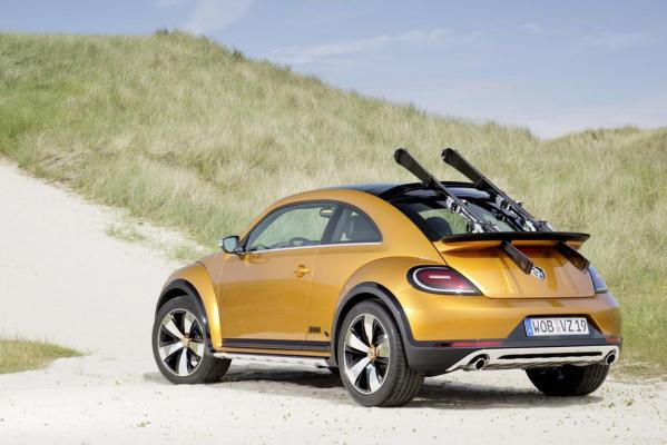 VW Dune Buggy revealed.