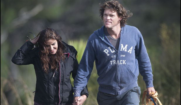 IN THE MONEY: Lou Vincent, pictured with his fiancee Susie Markham, broke his silence this week after being banned for life for fixing cricket matches.