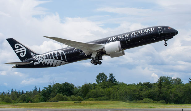 Air NZ 787-9 Dreamliner