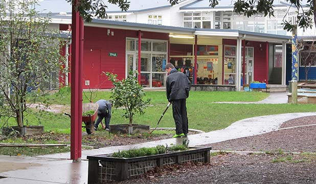 NO SPACE: Pt Chevalier School plans to challenge the latest Ministry of Education decision to let a neighbouring kindergarten stay.