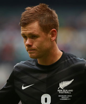 TUG-OF-WAR: As the battle for Michael McGlinchey's services continues, Football Federation Australia have conceded independent arbitration may be the only way to resolve the issue.