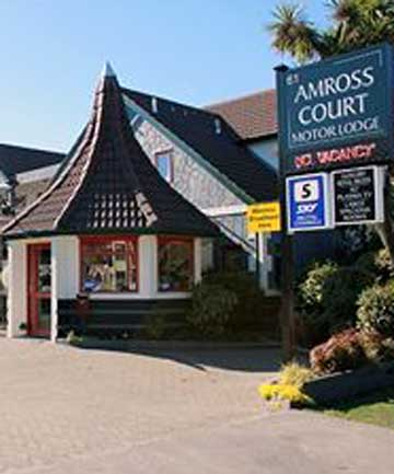 Amross Court Motor Lodge