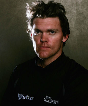 DISGRACED: Former Black Cap and match-fixer Lou Vincent.