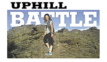 Uphill Battle column