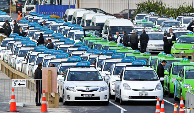 Christchurch Taxis Amongst World S Priciest Stuff Co Nz