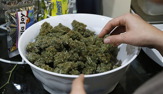 TOKE UP: Report shows demand for marijuana in Colorado has been much higher than anticipated.