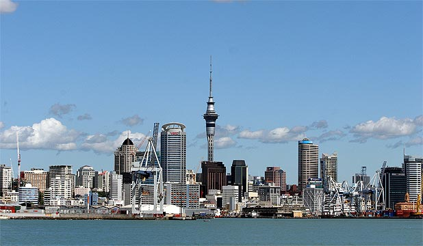 BIG CITY: Auckland is already suffering under significant financial pressure.