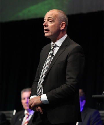 STRATEGIC PLAN: Fonterra chief executive Theo Spierings says farming hubs are a key part of their strategy to be a more integrated dairy business in Greater China.