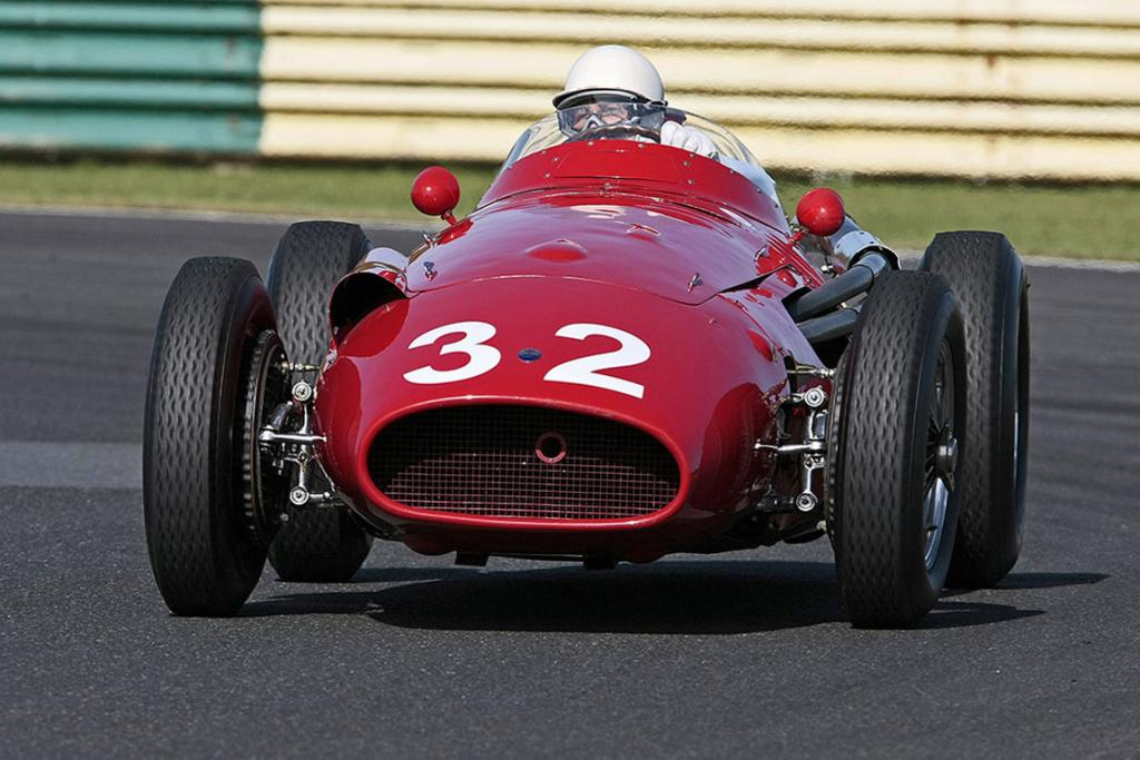 Sir Stirling Moss will be reunited with a Maserati 250F at the Silverstone Classic.