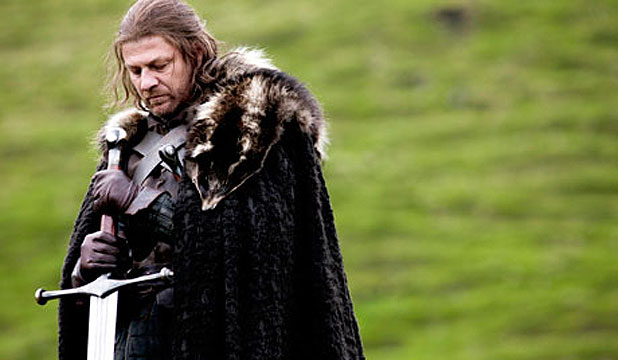 USED TO DYING: Game of Thrones actor Sean Bean.