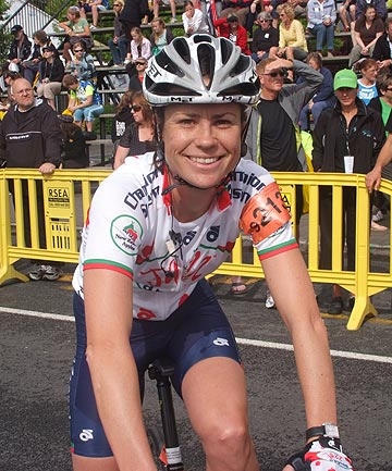 FORMER STAR: Susy Pryde attended two Olympics and three Commonwealth Games, winning silver medals in 1998 and 2002.