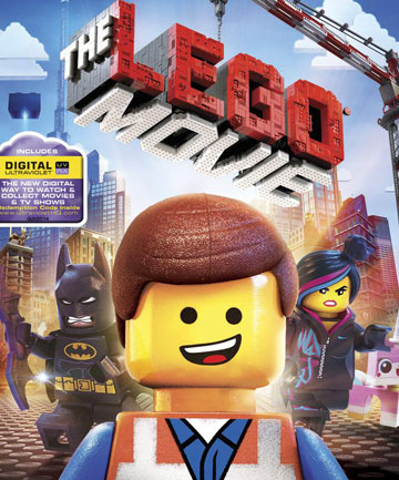 DVD review: The Lego Movie