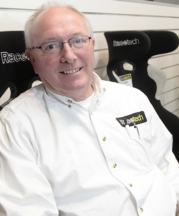 David Black, Racetech