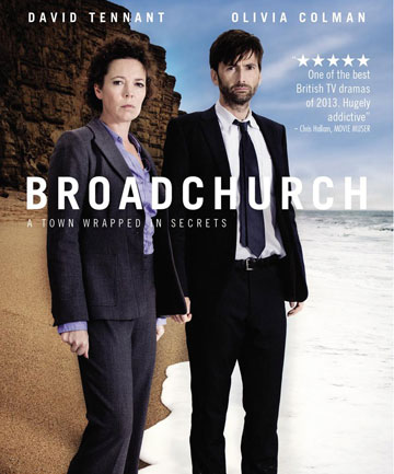 DVD review: Broadchurch
