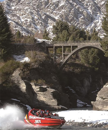 Shotover Jet takes thousands of visitors annually on a trip to remember in the world famous Shotover River Canyon.