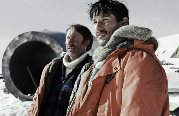 COLD COMFORT: Docudrama Erebus - Operation Overdue showed how gruelling it was for the police team sent to Antarctica to recover the bodies from the Air New Zealand crash.