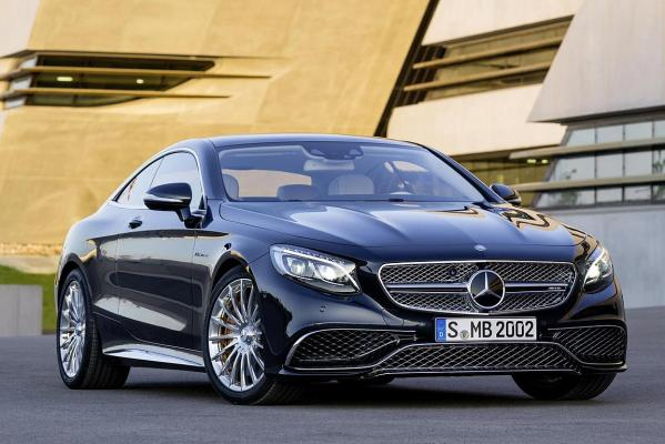 New V12-powered Mercedes-Benz S65 AMG.