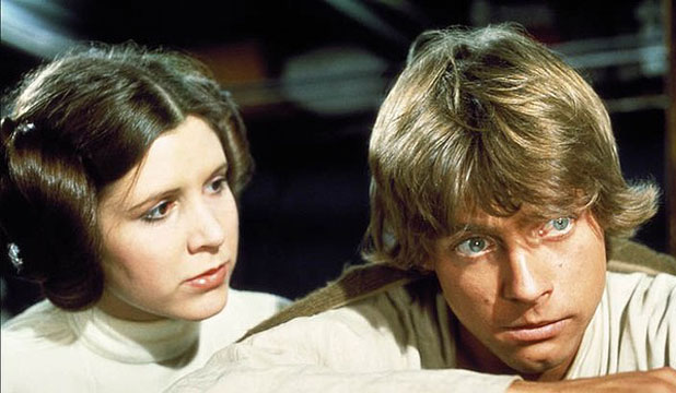 WAIT, WHAT? We've all had that moment where we realised Princess Leia was not only Luke's love interest, but also his sister.