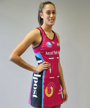 MAKING HISTORY: Erena Mikaere, who was part of the 2014 Southern Steel squad, has signed to play for Australian team the West Coast Fever in the 2015 and 2016 trans-Tasman netball competitions.