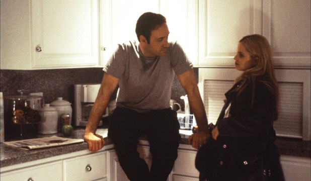 FILM INSPIRATION? Tatler Teen is suggesting its readers 'flirt gently' with their friends' parents: anyone who's seen American Beauty knows that that's a very bad idea.