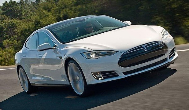 CAR CHALLENGE: Hackers could win $10,000 if they manage to breach the security of the Tesla Model S.