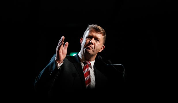 ROCKY RESULTS: Labour leader David Cunliffe is still floundering in the polls.
