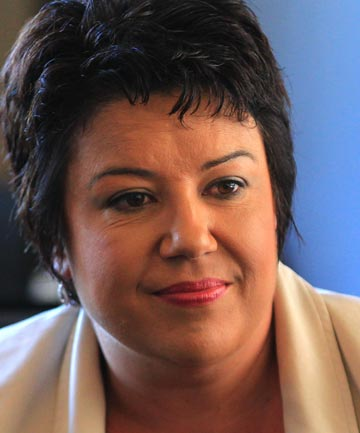 Local Government Minister Paula Bennett