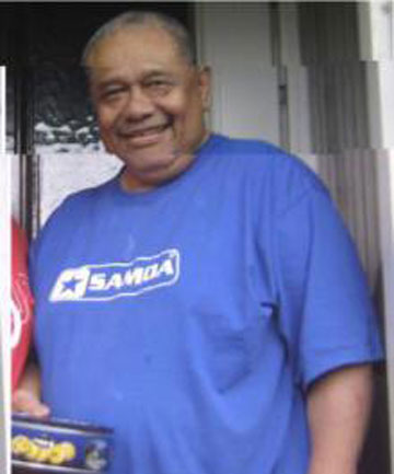 MISSING: Tupulaga Talalelei, also known as Peter.