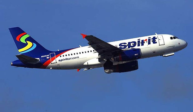 EXTRA FEES: US-based Spirit Airlines tops the list of airlines whose ancillary fees form a large chunk of their revenue.