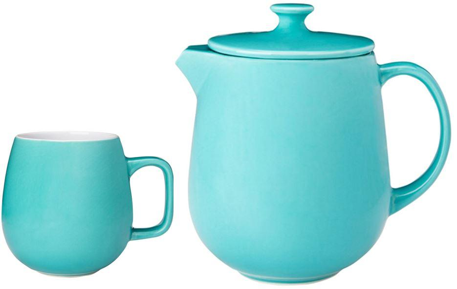 """POPPY MUG $5.95 & POPPY TEAPOT $29.95: There's nothing much that beats a cup of hot brew on a crisp winter's day, and this set from Freedom Furniture lets you make that tea in style. Why not grab two mugs while you're at it - you need to share this love around. Available from <a target=""""_blank"""" href="""" http://www.freedomfurniture.co.nz/homewares/tableware/mugs-cups/?page=4""""> Freedom Furniture.</a>"""