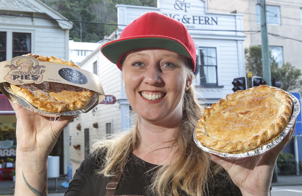 Siggy's pies