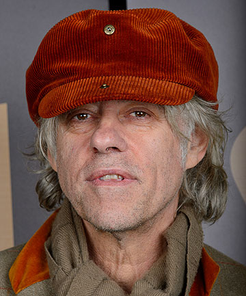 "BOB GELDOF: ""You can't f*** with them'' regarding Australia's foreign aid cuts."