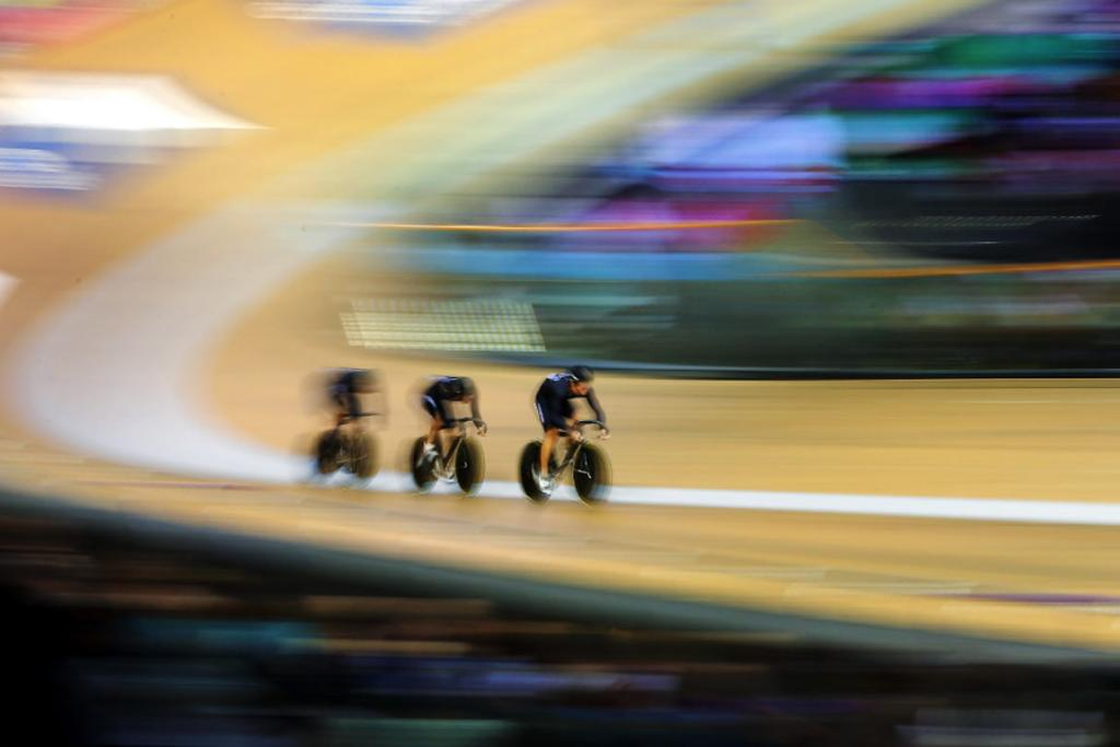 NZ sprint team