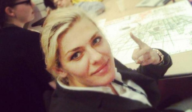 MH17 PASSENGER: Fatima Dyczynski was headed for Perth to take up a job with IBM.